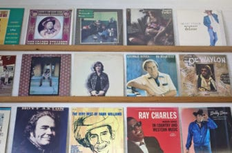 The Little Big Store features a large selection of country music as well as other genres of music.
