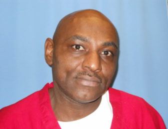 Ricky Chase, a Mississippi death row prisoner.