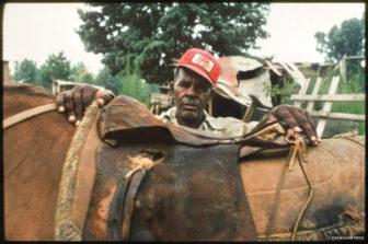 Otha Turner, Route 1, Box 296, Senatobia, Mississippi, August 1976