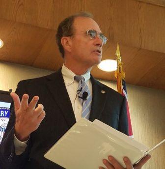 Secretary of State Delbert Hosemann talks about next weeks election.