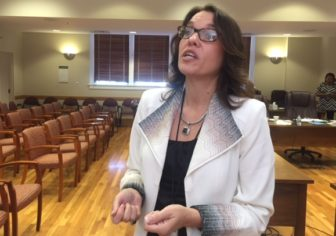 Paula Vanderford, the head of accreditation at the Mississippi Department of Education, explains why she advised the Board of Education not to accept Jackson Public School District's corrective action plan.