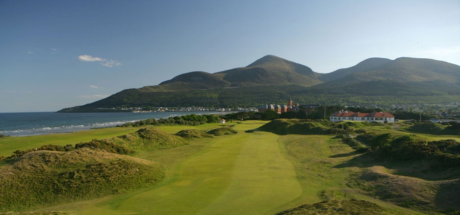 Royal county down it 39 s golfing heaven but harder than for Royal county down