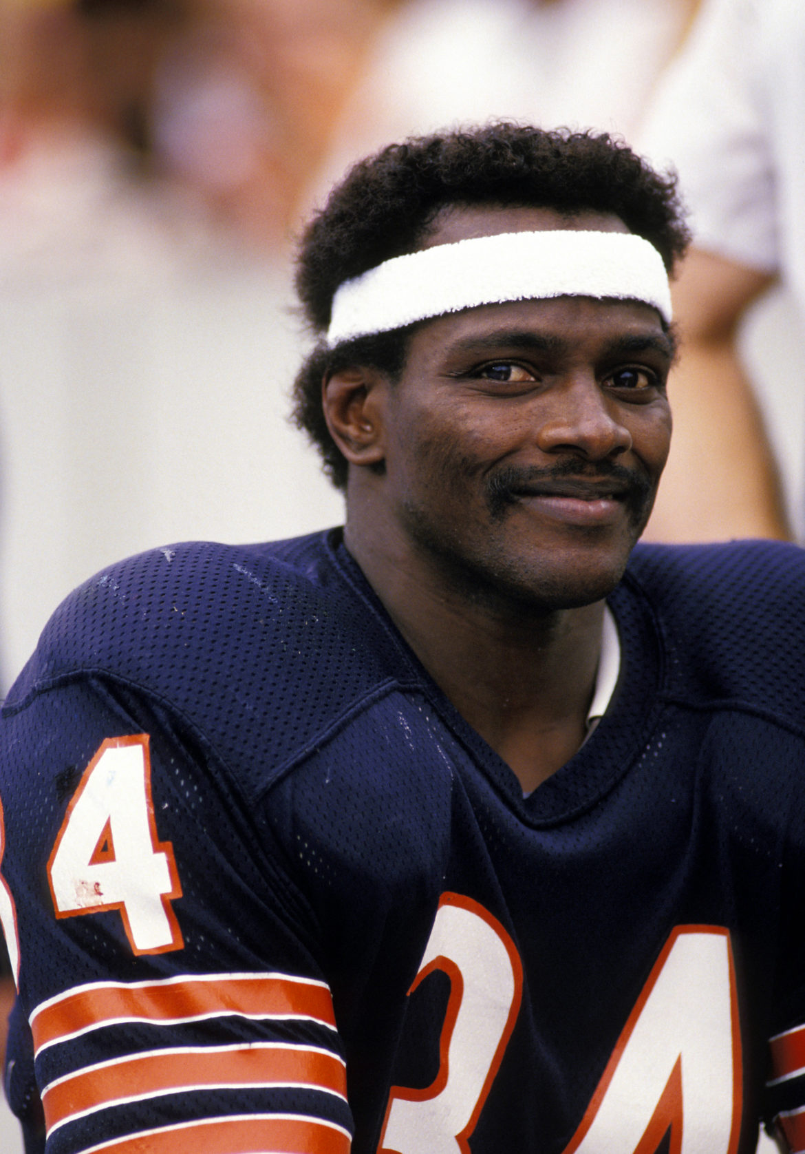 Twenty years later, still hard to believe Walter Payton – 'Sweetness' – is gone