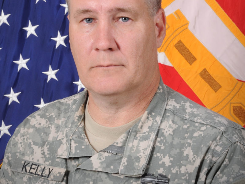 Col. Trent Kelly