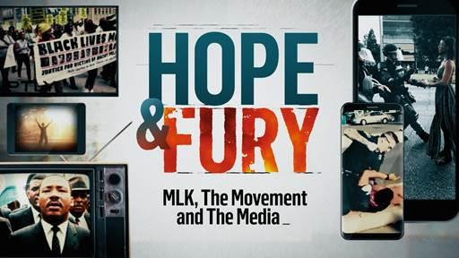 Hope & Fury screening graphic