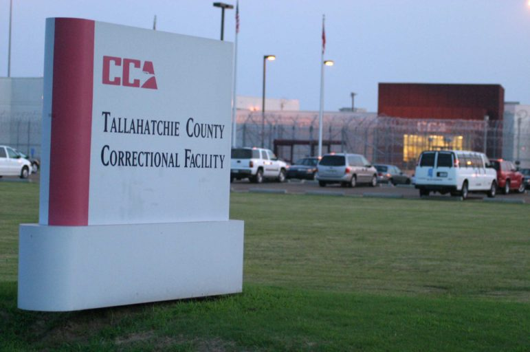 Private Tallahatchie prison to house 1,350 federal detainees