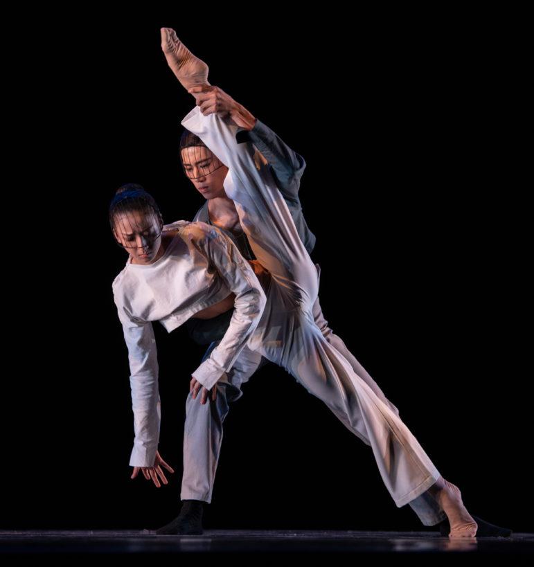 Chinese dancers at USA IBC
