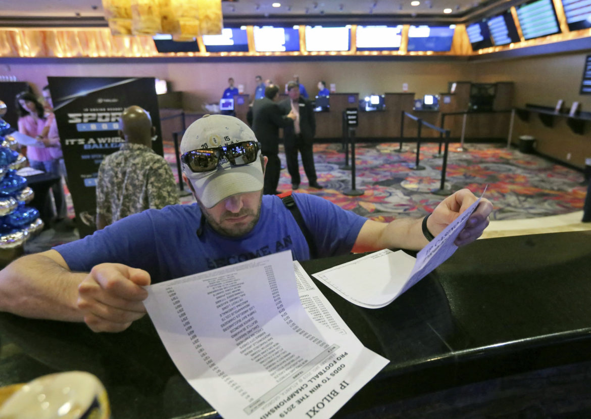 More Coast casinos adding sports betting before football | The Sun Herald