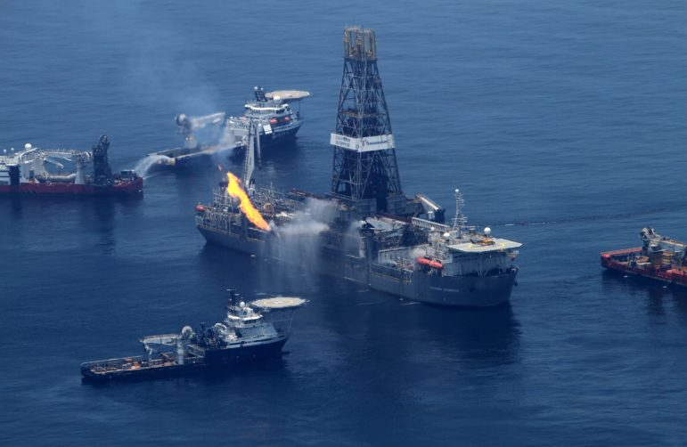 divvying up bp oil spill settlement funds could be tacked on to