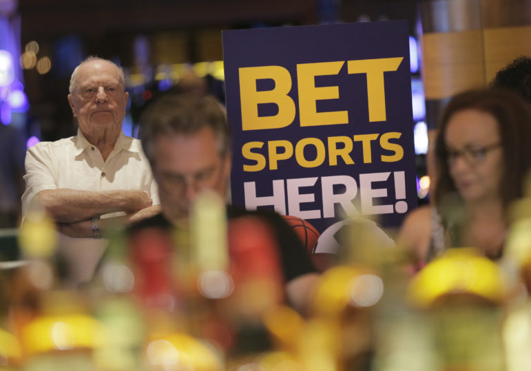 Sports betting could be coming to cellphones