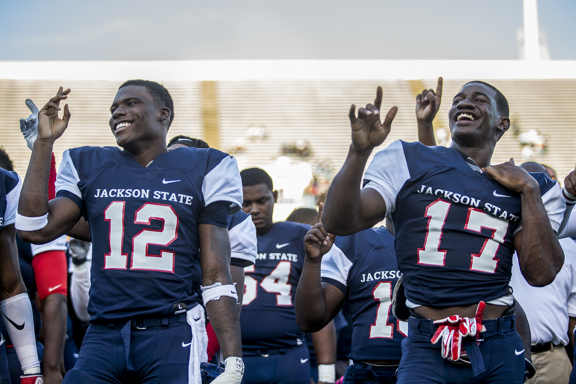 Jackson State University 2018 Homecoming Highlights Mississippi Today