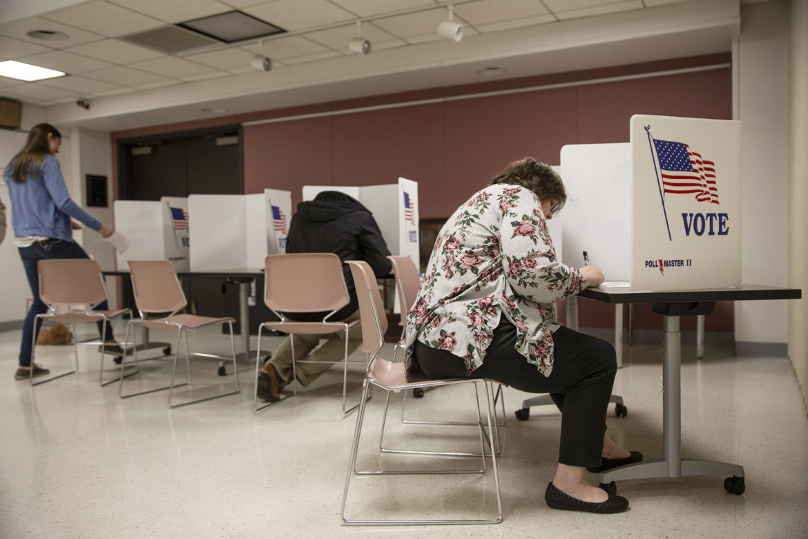 Higher absentee ballot requests could mean larger Tuesday election turnout