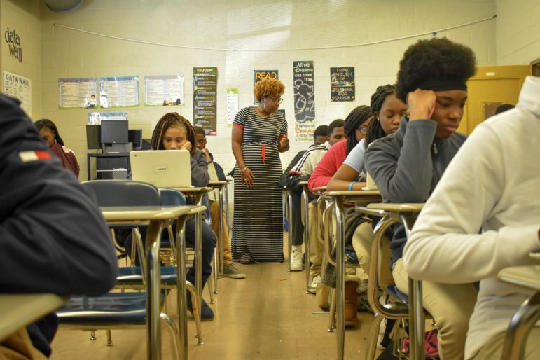 Would-be teachers in Mississippi struggle to pass