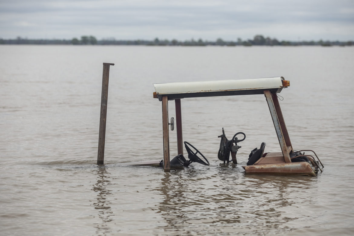 Toxic, stagnant, nasty water': Mississippi River Commission