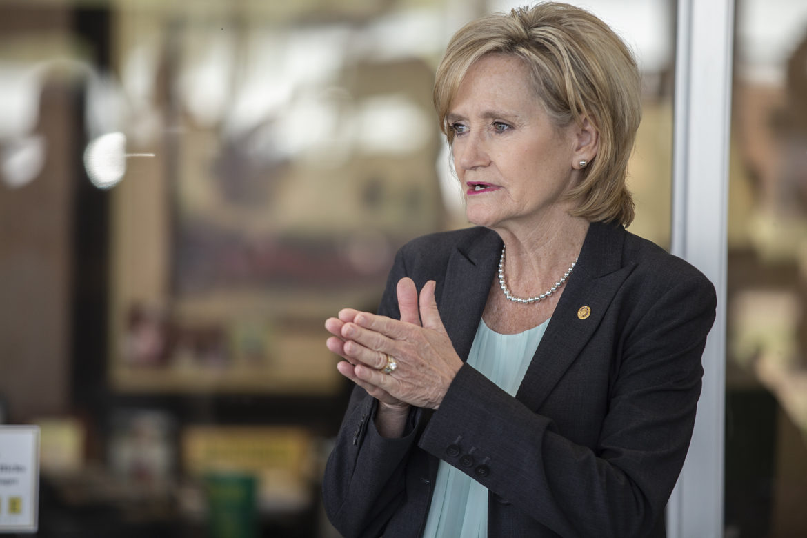 Hyde-Smith kicks off 2020 campaign with show of force