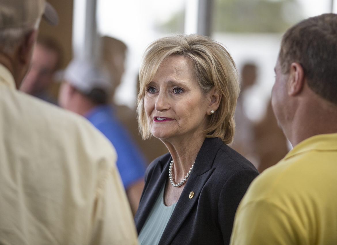 With a tough challenge looming, Hyde-Smith has raised less money than 96 U.S. senators