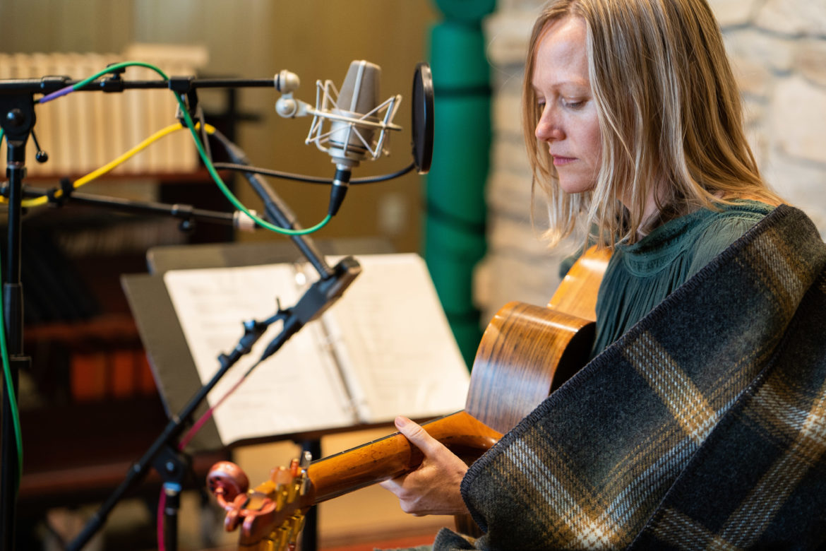 """""""Every Hour"""": Claire Holley revisits how she 'started to really enjoy music' with new release of hymns"""