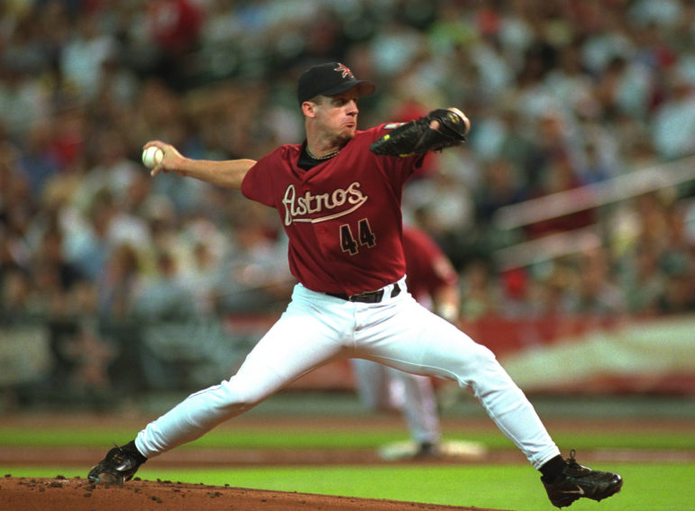 Before he became one of pro baseball's best, Roy Oswalt was