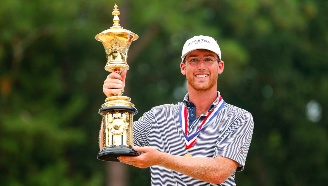 Andy Ogletree makes Mississippi golf history