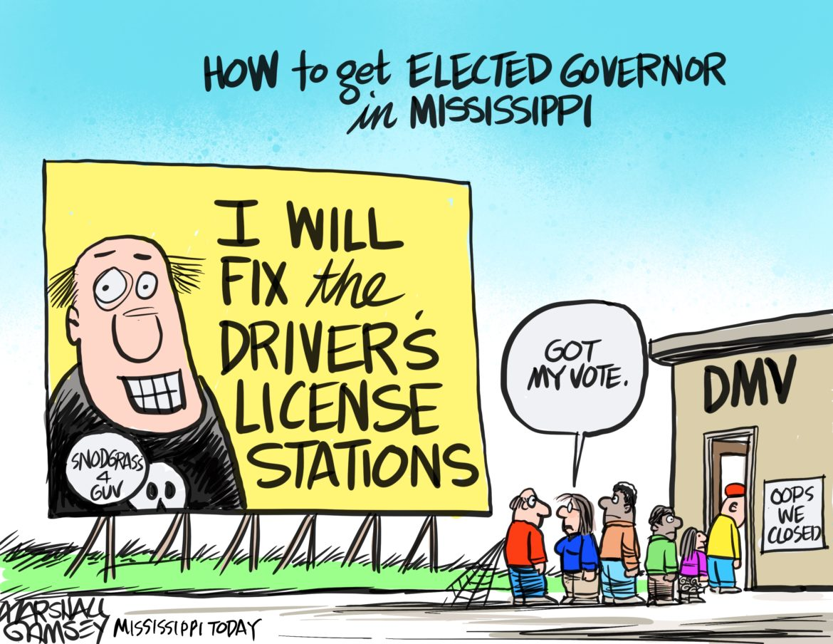 Marshall Ramsey: How to Get Elected Governor in Mississippi
