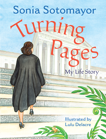 U.S. Supreme Court Justice Sotomayor credits her journey to a love for books