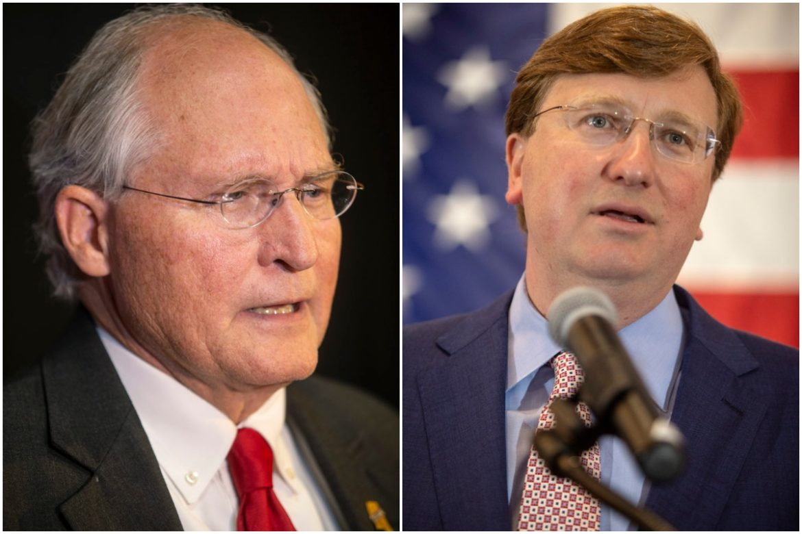 Tate Reeves spends big in final days before Republican governor's runoff against Bill Waller