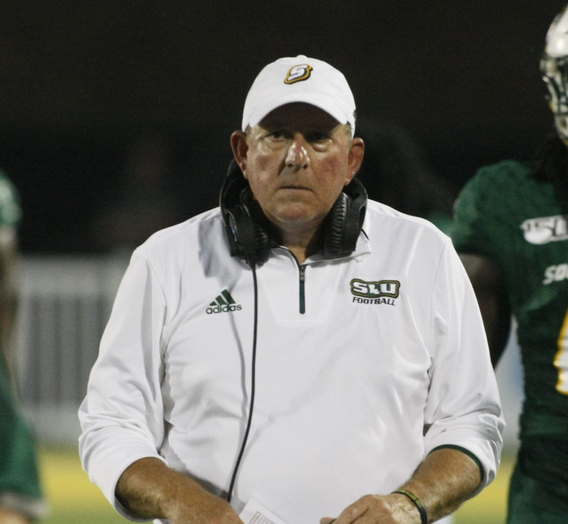 Southeastern Louisiana Lions get 450 grand to play at Ole Miss, but they say they are coming for much more