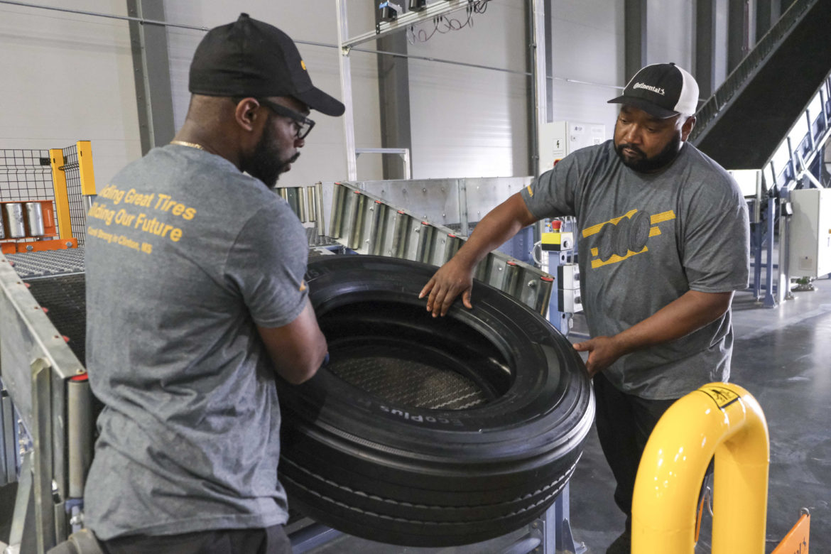 Continental Tire's promise of jobs part of 'God's design,' officials claim at plant's grand opening