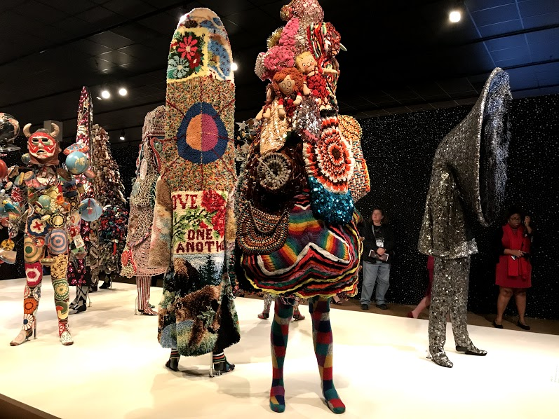 'An artist with a civic responsibility': Nick Cave exhibition at Mississippi Museum of Art through Feb. 16