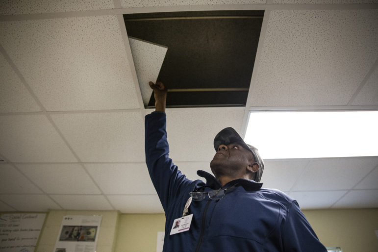 Gallery | Holmes County school buildings battered and leaky