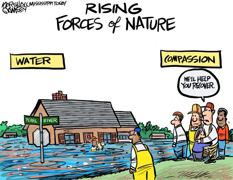 Marshall Ramsey: Rising Tide   Mississippi Today