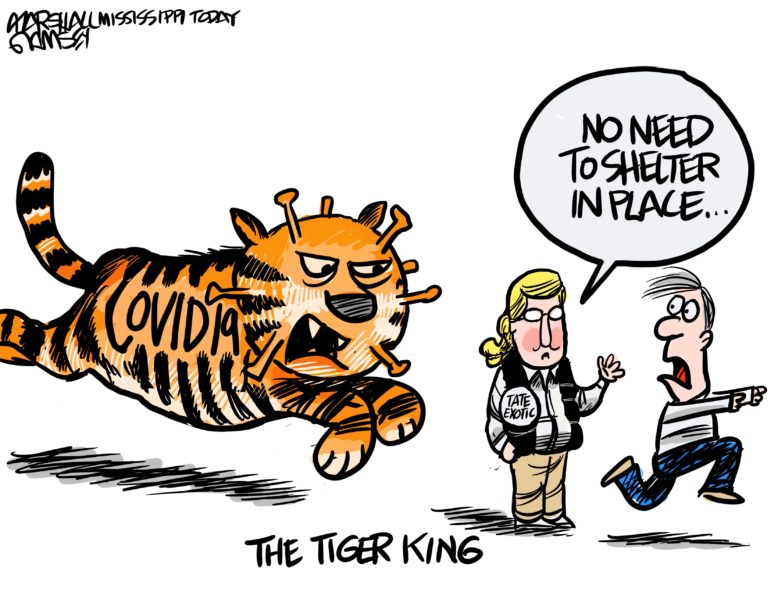 Marshall Ramsey: The Tiger King   Mississippi Today