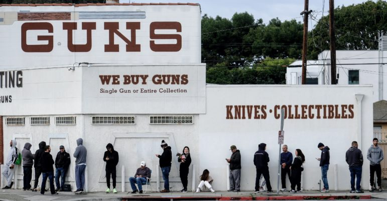 The Trace: You just panic-bought a gun. Here's how to handle it safely