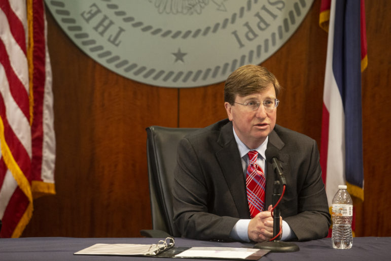 'Punch in the face, stab in the back': Legislature overrides Gov. Reeves' veto of education funding bill