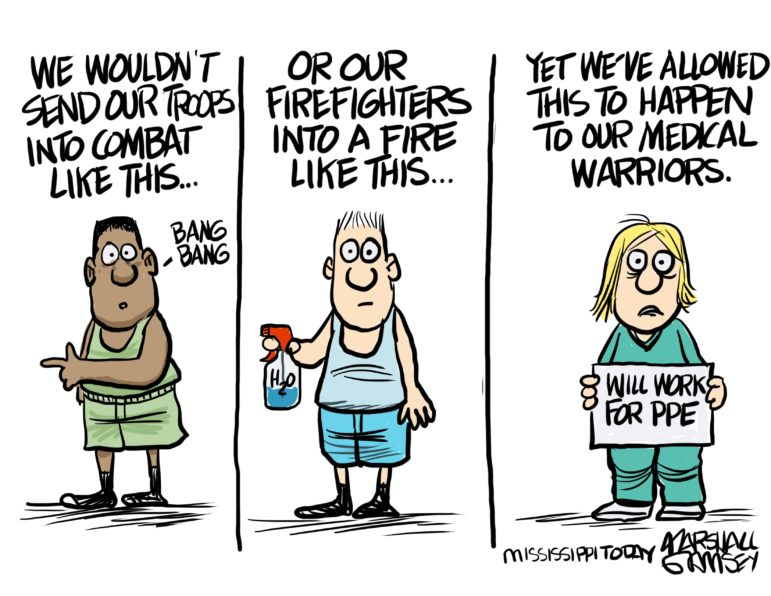 Marshall Ramsey: PPE | Mississippi Today