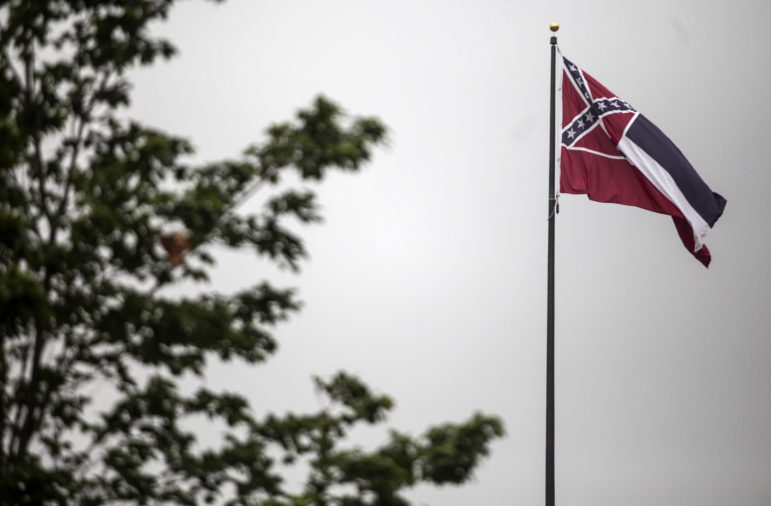 Black Mississippi Mayor Tears Up Signing Order To Remove Racist State Flag