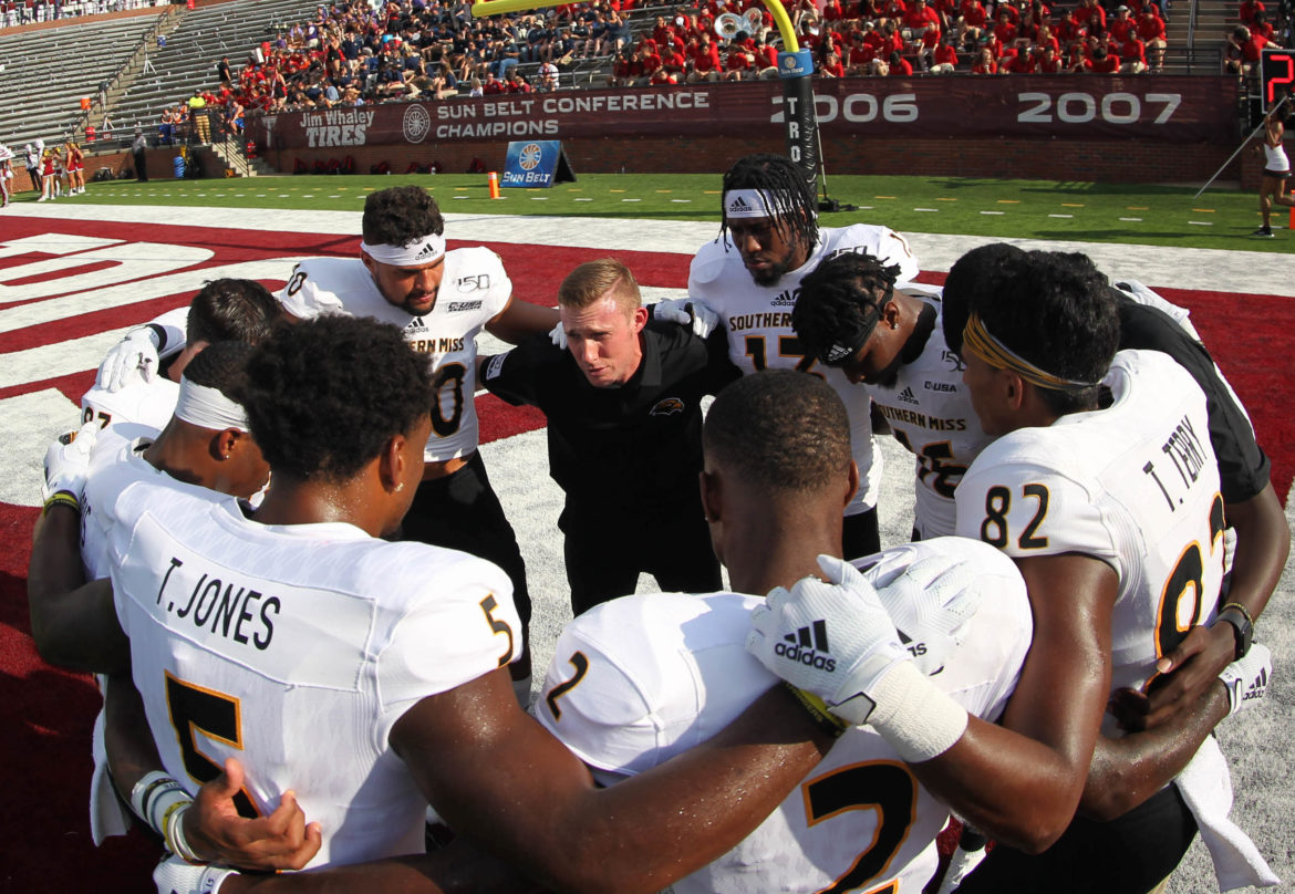 With Jay Hopson Out Where Does Southern Miss Football Go Now
