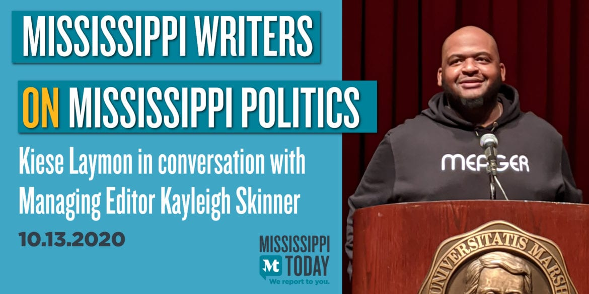 Ep. 128: Kiese Laymon discusses race and politics in Mississippi